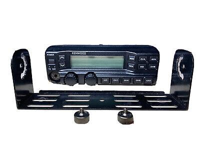 Kenwood Tk-790 Tk790h Vhf Tk890h 45110w Radio Control Head Wbracket Kch-11