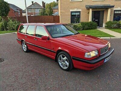 1996 Volvo 850 T5 T-5 CD Auto Estate | FSH | 74,000 miles | Long MOT | Turbo |