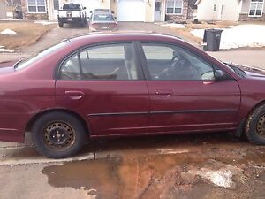 2004 Honda Civic priced for quick sell