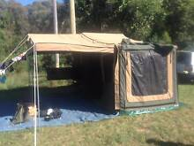 All Terrain 4x4 off road camper trailer 17ft Annexe Mount Colah Hornsby Area Preview