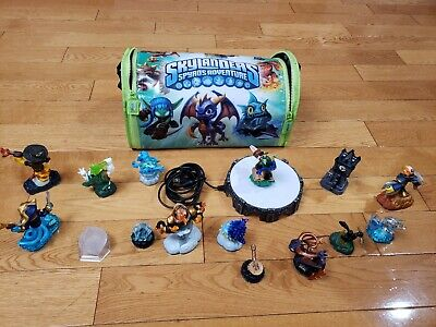 Skylander (Lot of 16) with Carry Bag Display Stand-  Fast shipping  for sale  Shipping to India