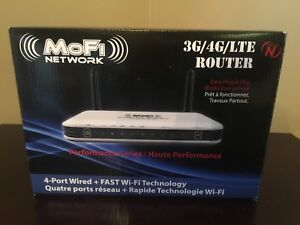 Wireless router. Never used. 80 OBO