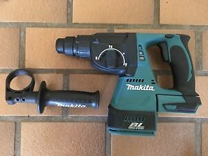 Makita 18V LXT Cordless Brushless Rotary Hammer Drill DHR242 Lenah Valley Hobart City Preview