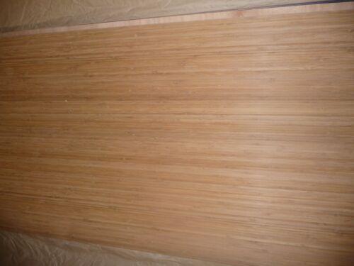 "caramel bamboo narrow grain 2-ply 22""x95"""