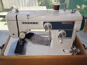 Janome Sewing Machine Doonside Blacktown Area Preview