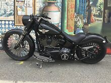 HARLEY DAVIDSON FATBOY LO FLSTFB O'Connor Fremantle Area Preview