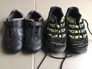 Kids' shoes size 8: Puma and Nike: plus free gifts Werrington Penrith Area Preview