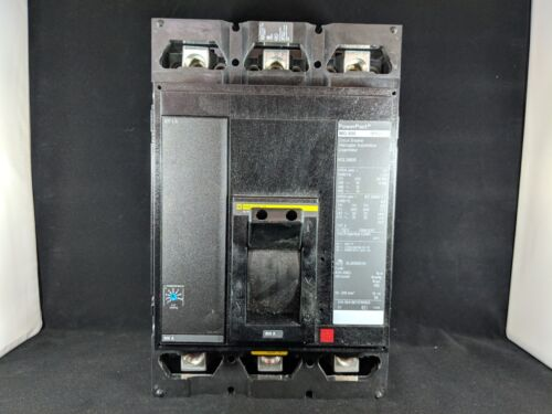 Square D MGL36800 PowerPact M-Frame Molded Case Circuit Breakers - MGL36800