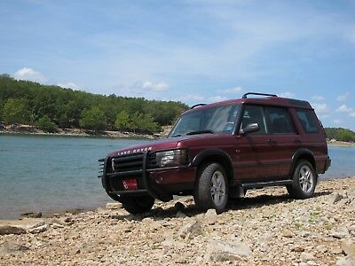 2003 Land Rover Discovery  2003 Land Rover Discovery SE