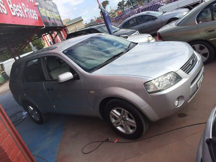 Ford territory Lansvale Liverpool Area Preview