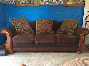 Chesterfield Sofa set -including 1, 2 and 3 seater sofa's Caboolture Caboolture Area Preview