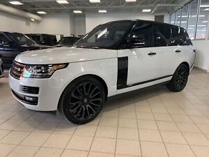 2017 Land Rover Range Rover Td6 HSE