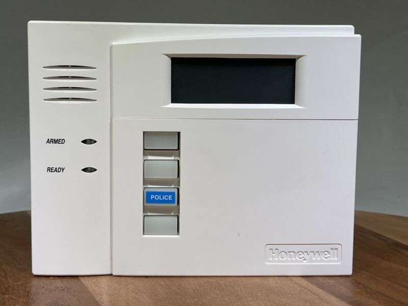 Honeywell Ademco 6150RF Wireless Fixed English Keypad