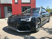 Audi RS5 Cabrio S tronic Dynamiklenkung Kamera B&O