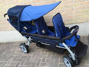 Excellent condition triple stroller