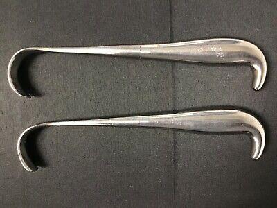 Sklar Blade Brewster Retractor Set- Medical Surgical Instruments