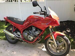 Yamaha XJ600 SECA ll