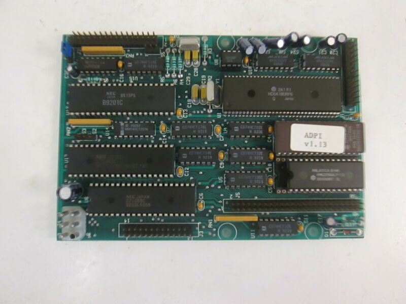 Creonics PC-9011024-1 PCB Assy, Working When Removed