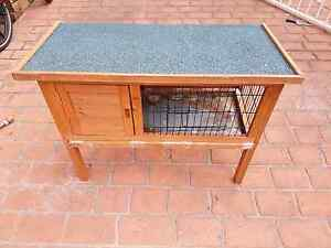 Rabbit or Guinea Pig Hutch East Hills Bankstown Area Preview