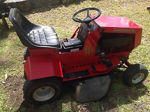 Stockman ride on lawn mower GC Cedar Vale Logan Area Preview