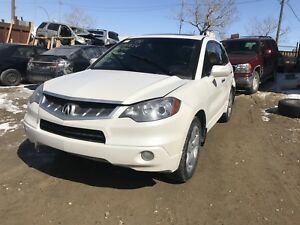 2008 Acura RDX, for parts only