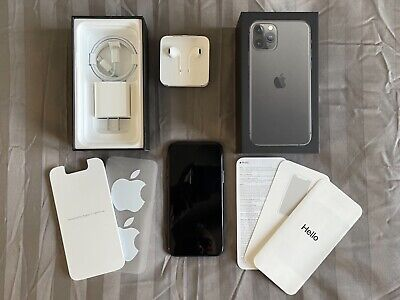 Apple iPhone 11 Pro - 512GB - Space Gray (AT&T) A2160 (CDMA + GSM)