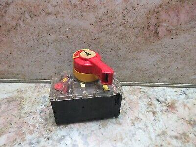 Klockner Moeller Power Switch Nzm4-40 Ser-no 01 Circuit Breaker Weeke Bp12