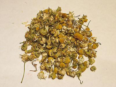 Dried Chamomile Flowers Tea Bulk Loose upto 5 lbs (1 4 6 8 12 16 ounce pound (12 Ounce Loose Tea)