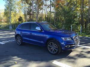 Audi SQ5 2016 - Lease/Location 32 months / mois :1088$