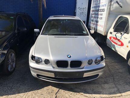 BMW E46 316ti 2001 compact automatic now wrecking!! Northmead Parramatta Area Preview