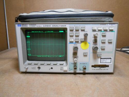 HP 54620A 16 CHANNEL 500 Msa/s LOGIC ANALYZER