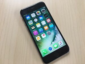 Space grey iPhone 6s 16gb unlocked Eight Mile Plains Brisbane South West Preview