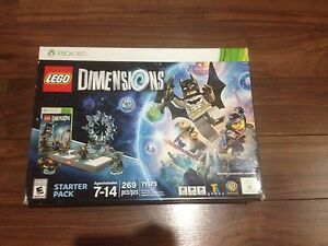 Lego Dimensions Starter pack for XBox 360.