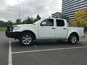 Nissan Navara Ute Travancore Moonee Valley Preview