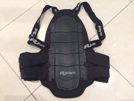 Motorcycle Back Protector - Full Length