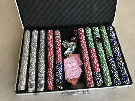 Wanted: Poker Set