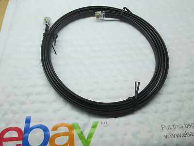 Separation cable ~7 ft for Yaesu FT-857 FT-8800 FT-8900 FT-7100 FT-7800 FT-7900  for sale  Raleigh