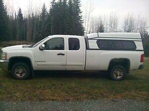 2007 Chevrolet C/K Pickup 2500 Pickup Truck