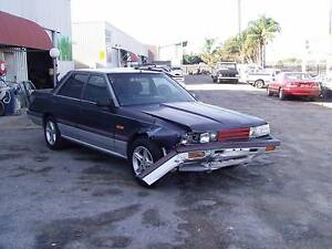 WRECKING NISSAN R31 SKYLINE SERIES 1 2 3 SPARE PARTS LSD MANUAL Lonsdale Morphett Vale Area Preview