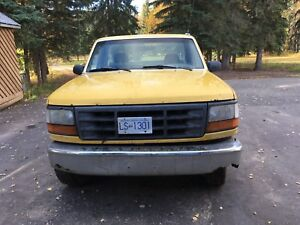 1995 ford 250