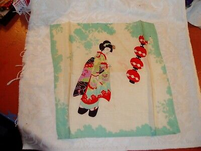 Handkerchiefs Antique Silk Handkerchief