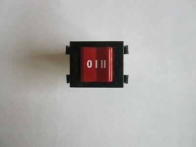 New Eaton Rocker Switch 260813e757 16a 125vac Hot Cold Off 3 Position