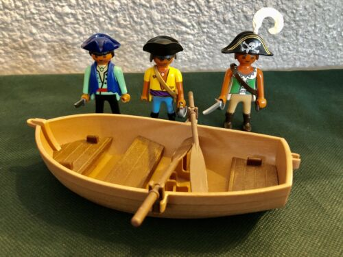 Playmobil pirates corsaires barque