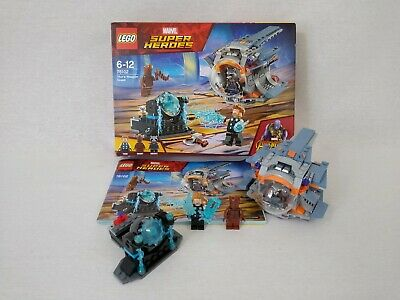 LEGO 76102 Marvel Super Heroes Avengers Infinity War Thor's Weapon Quest