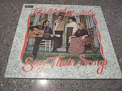 The Hallelujah Minstrels  Sing Their Song  Sealed Nm Skylite Gospel Lp
