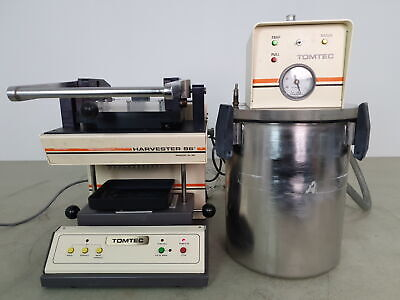 Tomtec Cell Harvester Mach Iii M 96 Tomtec Autotrap 24