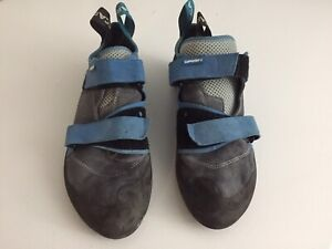 Scarpa Origin Size 10.5 used for 6 months of indoor climbing