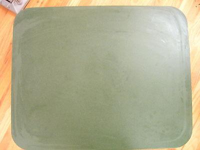 Used 24x30 Laminate Formica Hunter Green Restaurant Table Top