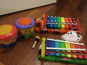 Musical toys Wavell Heights Brisbane North East Preview