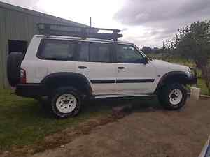 Nissan patrol GU 2003 Muswellbrook Muswellbrook Area Preview